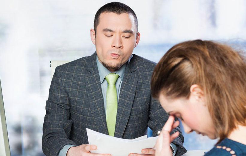 ۷ اشتباه رایج در مصاحبههای شغلی