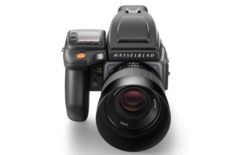 هاسلبلاد دو دوربین H6D-100c و H6D-50c را معرفی کرد