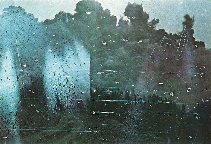 عکس روبرت لندزبرگ - آتشفشان سنت هلن