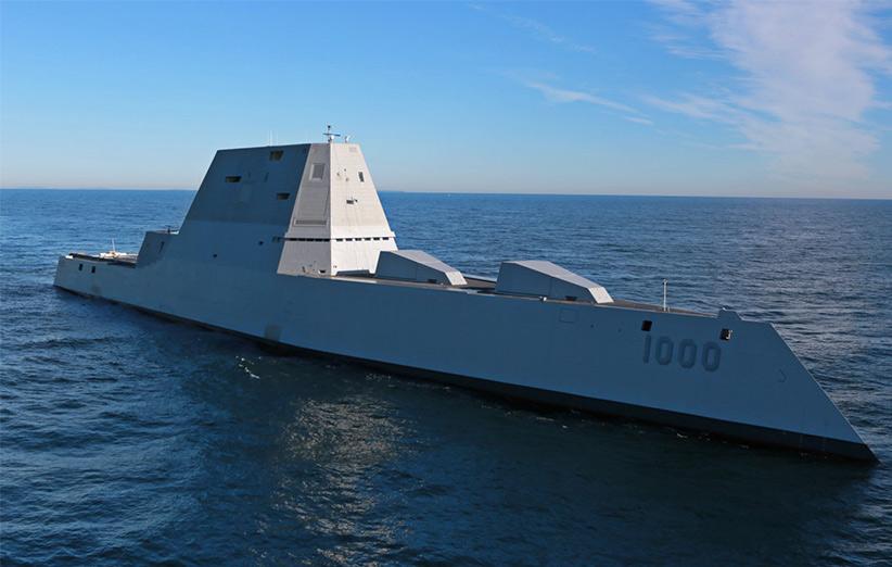 بهترین زیردریایی پنهانکار جهان ساخته شد