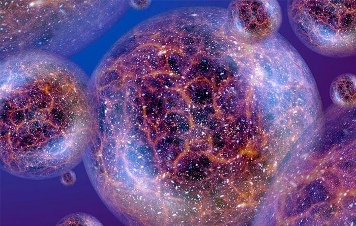 عالم ما شاید فقط یکی از جهانها باشد. تصویر کلی این دنیای چند جهانی انتروپی کاملا زیادی دارد.