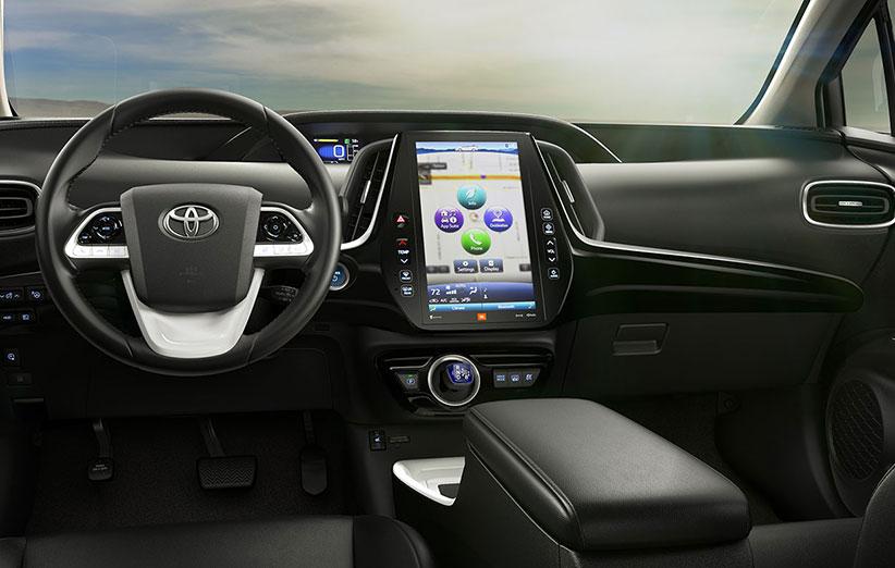 خودروی آیندهی تویوتا مقصد شما را پیشبینی میکند