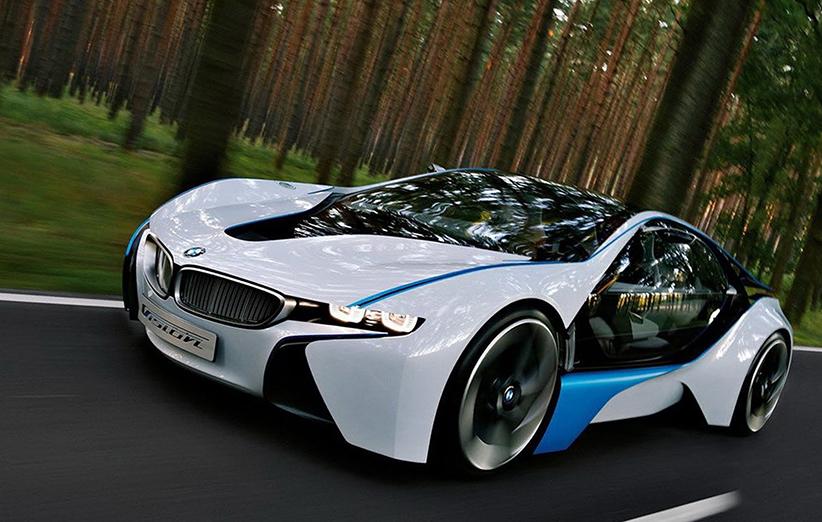 مدل جدید BMW i8 احتمالا در سال 2017 عرضه میشود