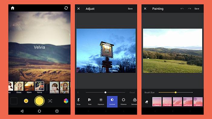 اپلیکیشن عکاسی Camera360