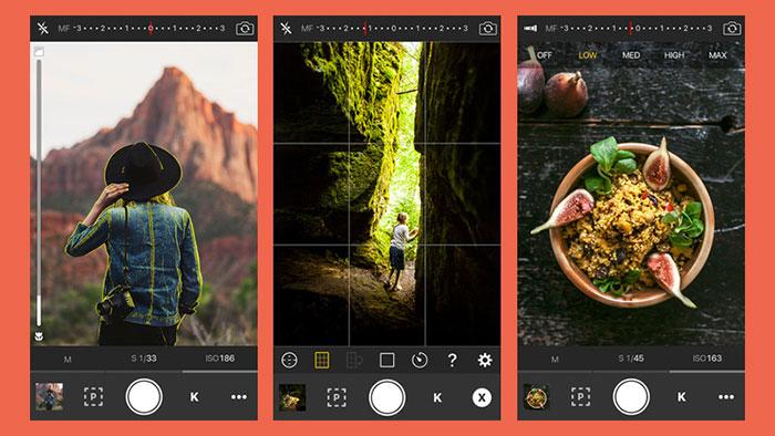 اپلیکیشن عکاسی Focus
