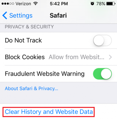 Go-to-Safaris-settings-and-clear-history-and-any-website-data