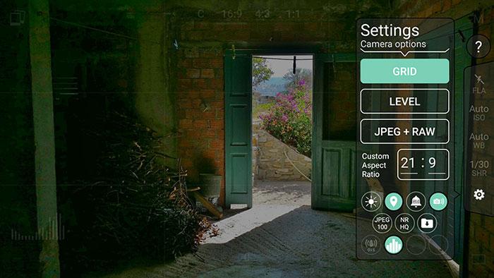 اپلیکیشن عکاسی ProShot
