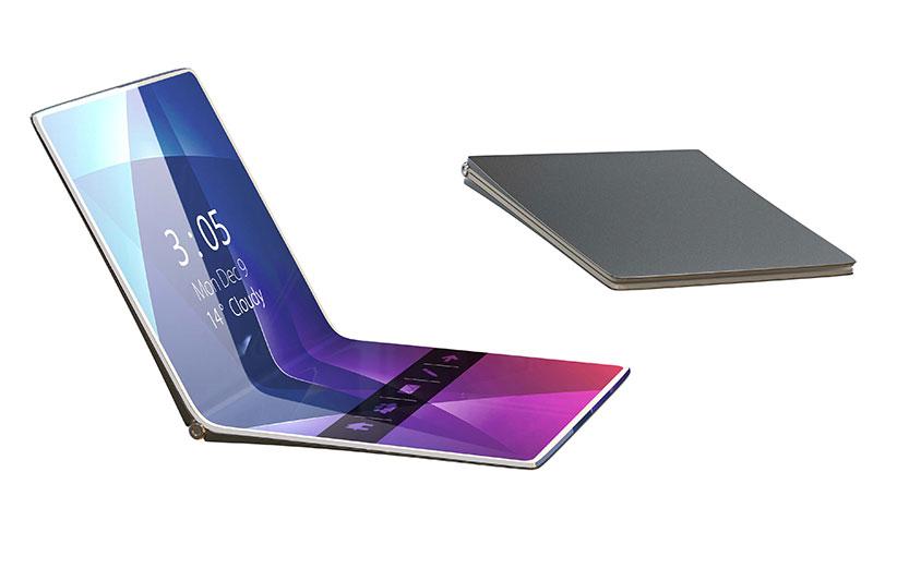 سامسونگ و اپل در رقابت برای تولید صفحه نمایشهای منعطف