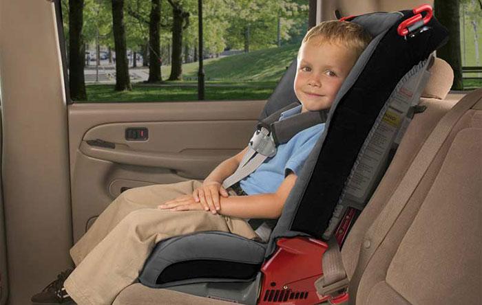 ۰۳ - صندلی خودروی کودک