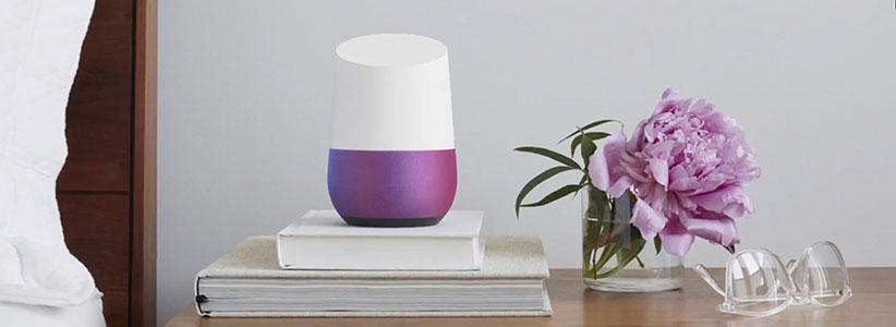 کنفرانس گوگل Google I/O 2016 - هوم Home