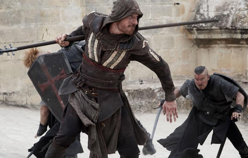 """نخستین تریلر فیلم""""Assassin's Creed""""منتشر شد"""