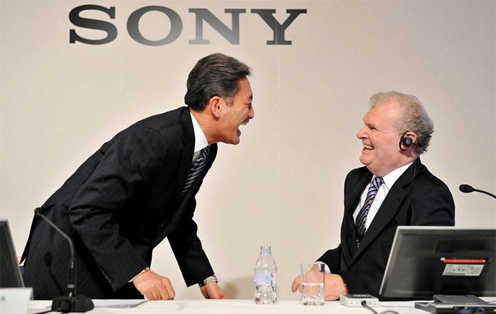 مدیر عامل سونی