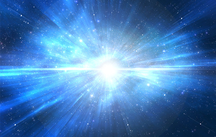 بعضی از دانشمندان میگویند که جهان میتواند از «هیچ» بوجود آمده باشد.