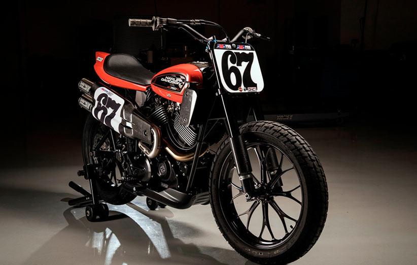 جدیدترین موتور مسابقهای هارلی دیویدسون پس از 44 سال معرفی شد