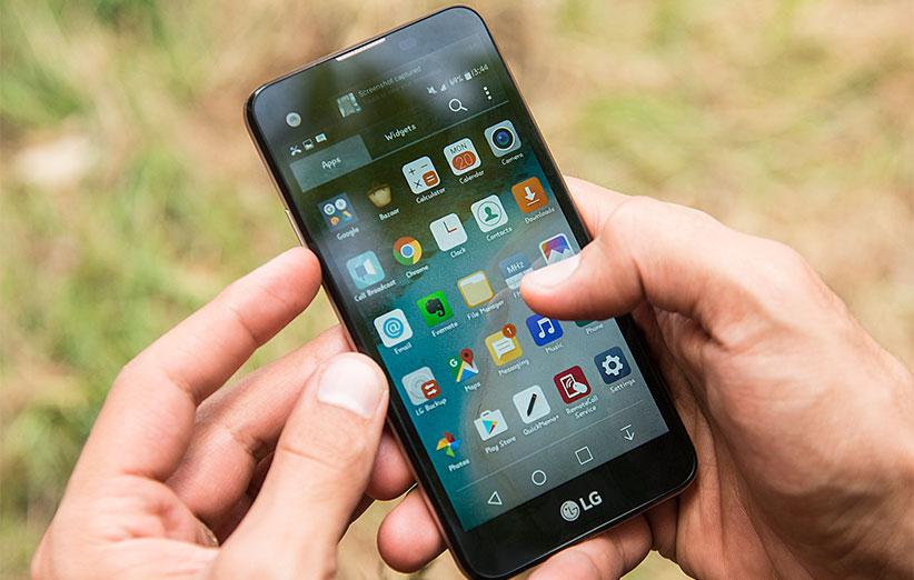 نقد و بررسی گوشی الجی X Screen