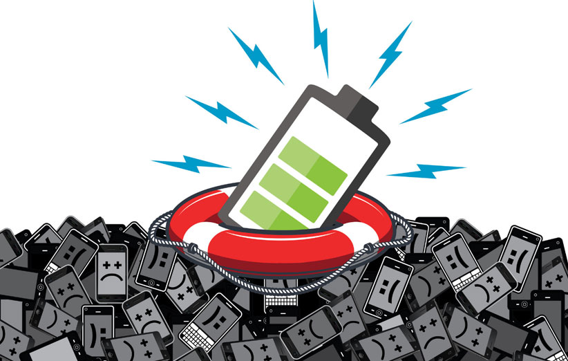 چگونه طول عمر باتری تلفنهای هوشمند را افزایش دهیم؟