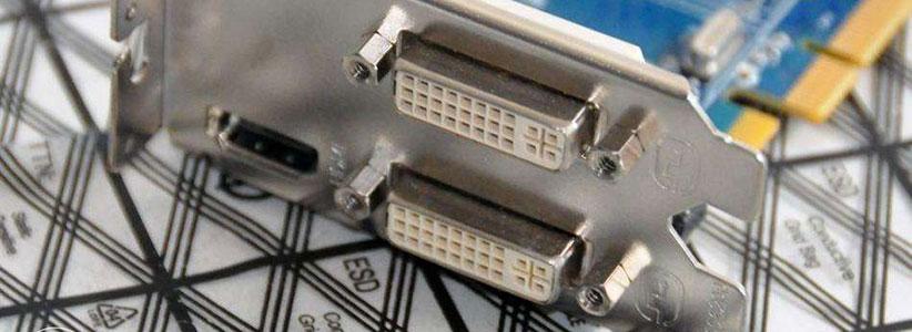 آداپتور و پورت کامپیوتر - DVI