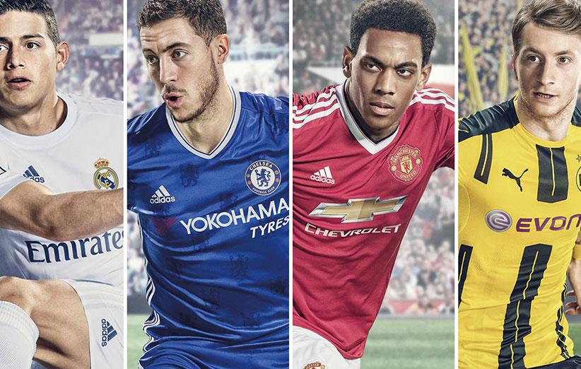 FIFA 17 رسما معرفی شد