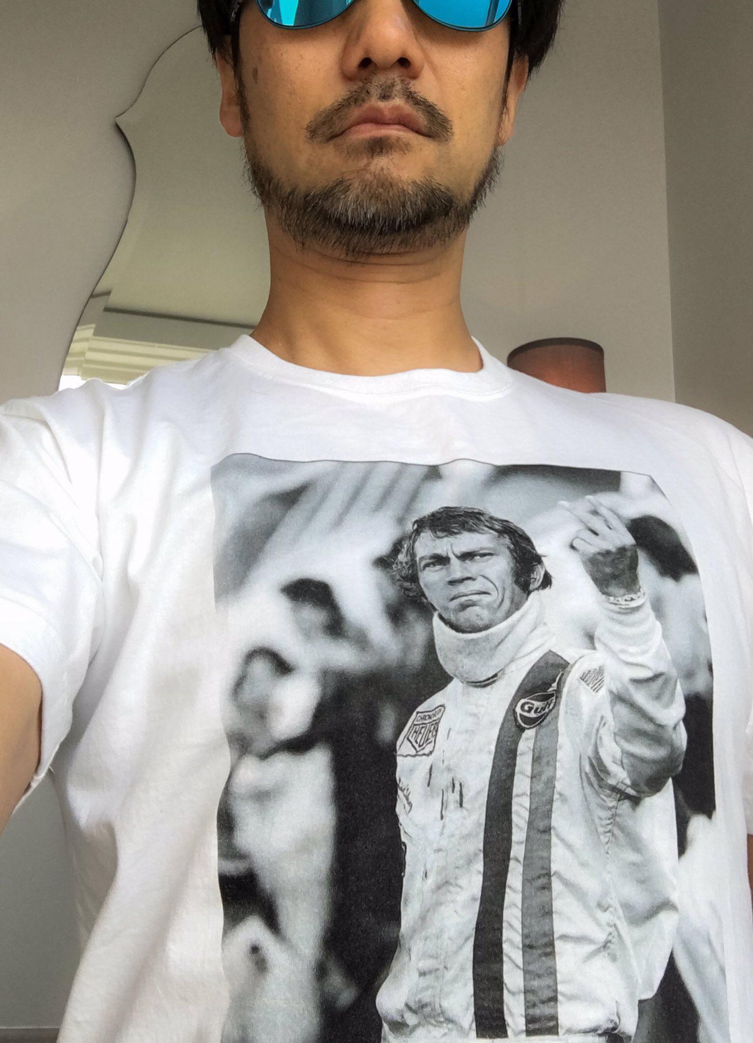 Hideo-Kojima-Steve-McQueen-Shirt