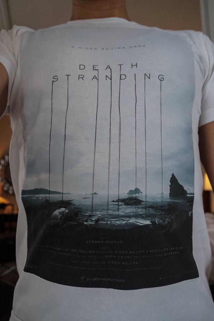Kojima-Death-Stranding-Shirt