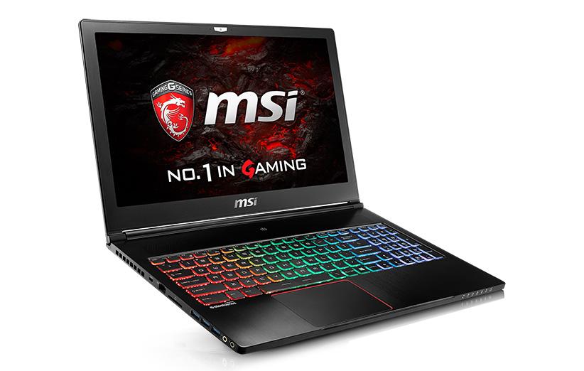 MSI از لپتاپهای بازی جدیدی رونمایی کرد