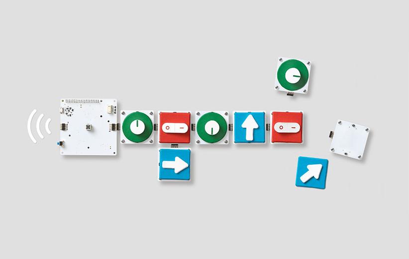 اسباببازیهای گوگل به کودکان برنامهنویسی یاد میدهند