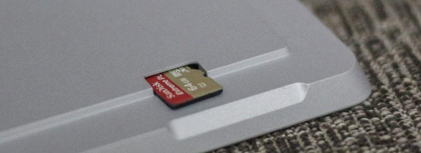 آداپتور و پورت کامپیوتر - کارت خوان micro SD