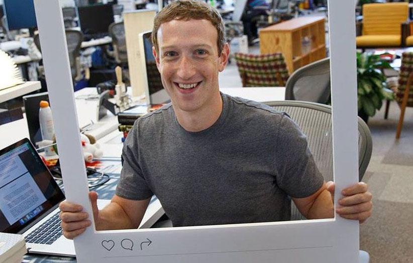 حتی زاکربرگ هم روی وبکماش نوار چسب میچسباند