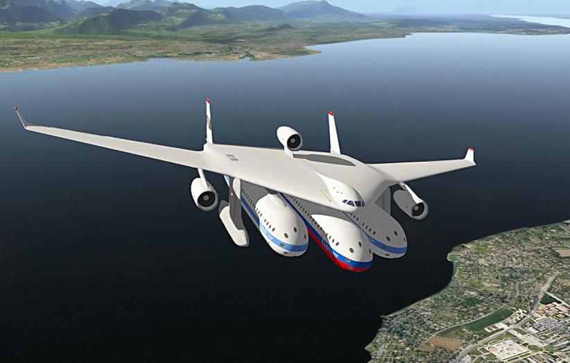 این هواپیمای هیبریدی حمل و نقل را متحول میکند
