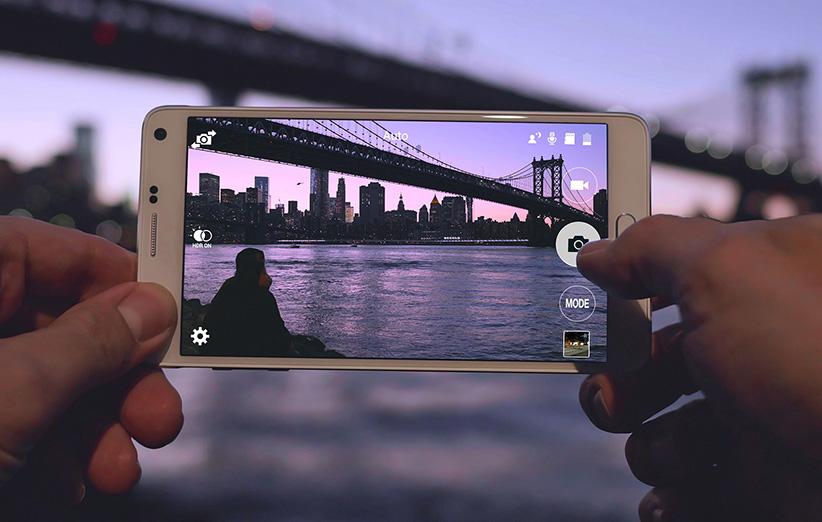 ۵ روش مؤثر برای عکاسی بهتر با دوربین گوشی موبایل