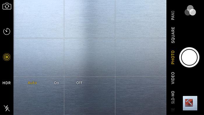 ۰۳ - راهنمای جامع تنطیمات دوربین آیفون