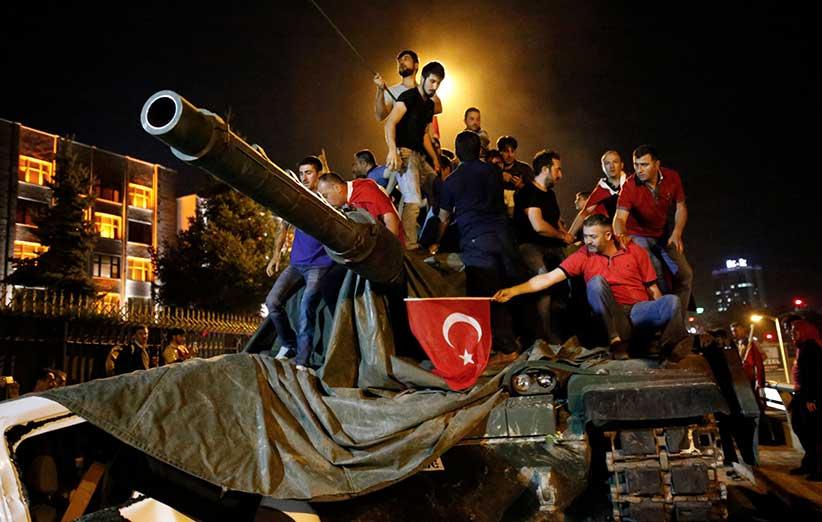 کودتای ترکیه و نقش شبکههای اجتماعی