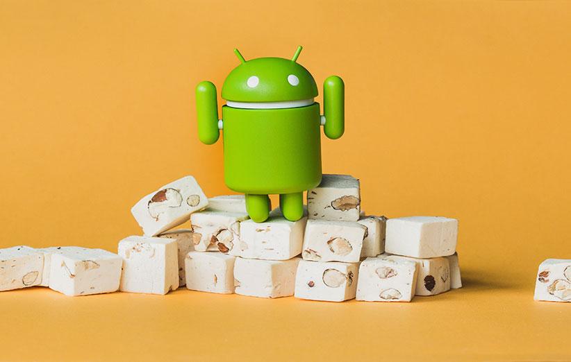 شرکت گوگل اعلام کرد اندروید ۷٫۰ نوقا به شکل رسمی عرضه شد