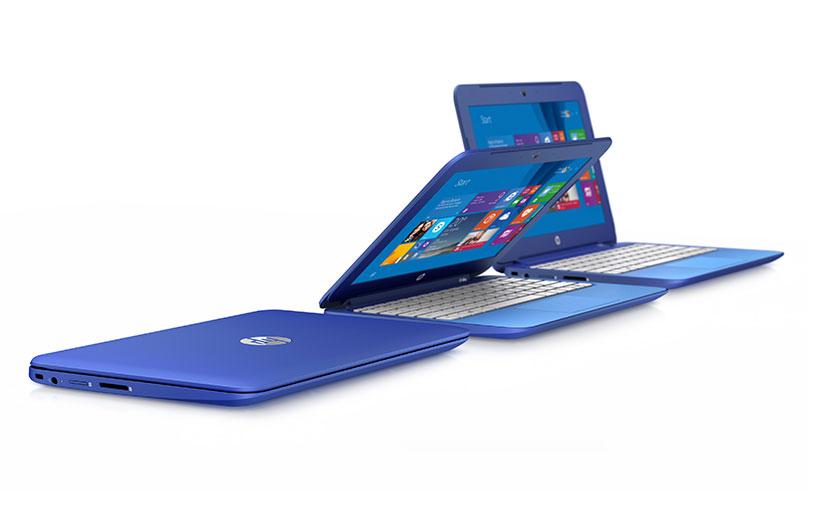 HP سه لپتاپ از سری Stream معرفی کرد