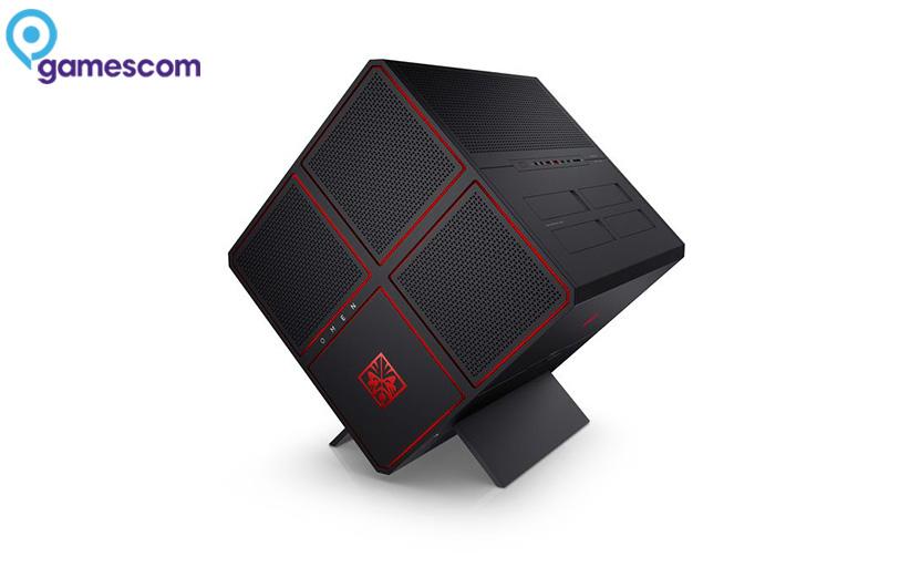[گیمزکام ۲۰۱۶] Omen X؛ کامپیوتر جدید HP برای گیمرها
