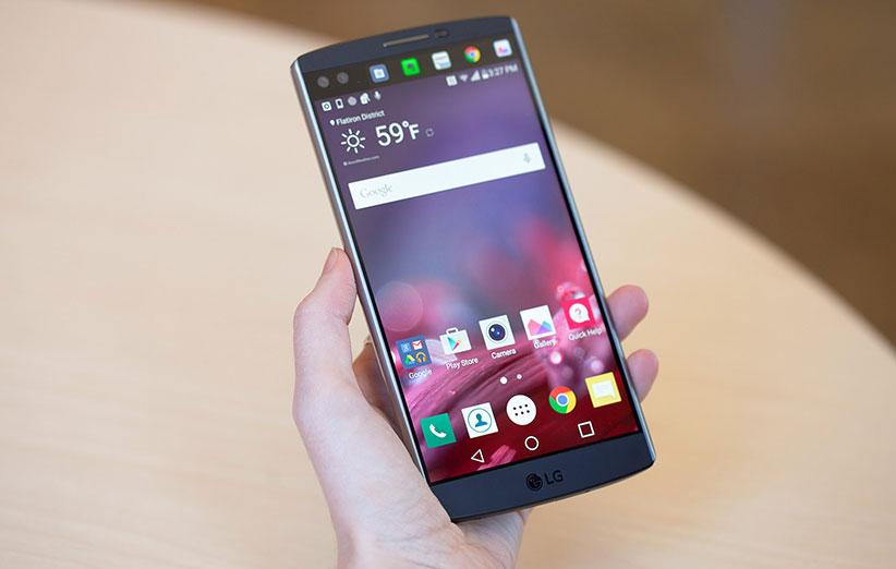 مشخصات دقیقتر LG V20 به بیرون درز کرد