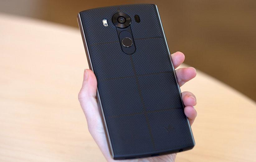 تصاویر رندر شده از گوشی جدید الجی V20 را ببینید