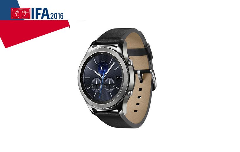 [IFA 2016] ساعت هوشمند Gear S3 معرفی شد