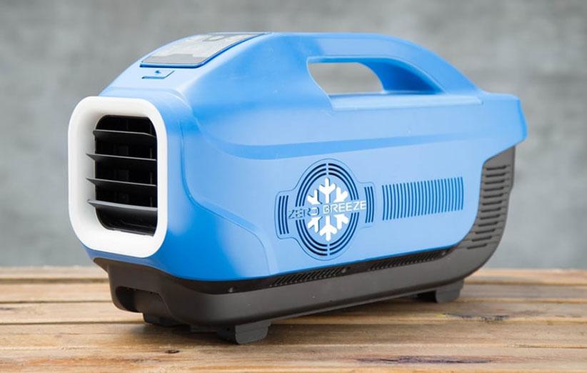 این کولر قابل حمل در گرمای تابستان حسابی به درد میخورد