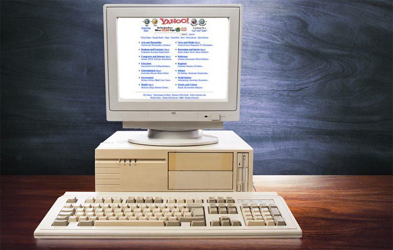 گذشته و حال ۱۷ شرکت اینترنتی برتر دهه ۹۰ میلادی