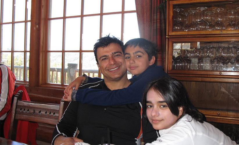 امید کردستانی؛ مدیر تجاری گوگل، رییس هیات مدیرهی توییتر 2