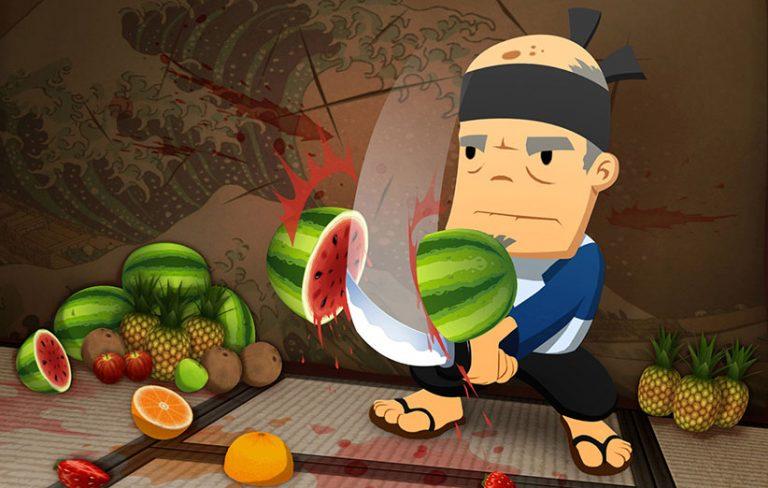 بازی موبایل Fruit Ninja فیلم سینمایی میشود