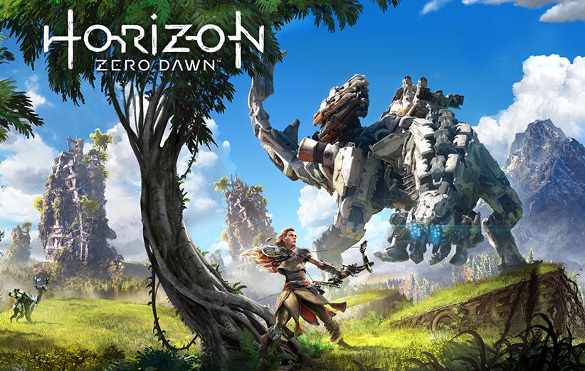 تریلر بازی Horizon را با کیفیت ۴K ببینید همراه عکس