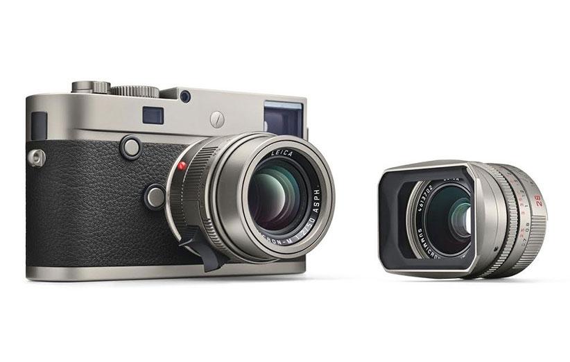 دوربین جدید لایکا معرفی شد؛ گران قیمت و زیبا