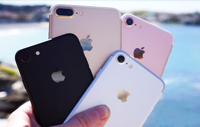 قیمت آیفون ۷ شرکت اپل فقط ۷۸۵ هزار تومان!