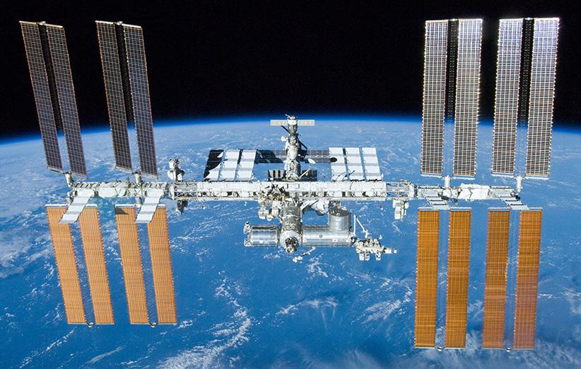 این ویدیوی فوقالعاده از درون ایستگاه فضایی بینالمللی را ببینید
