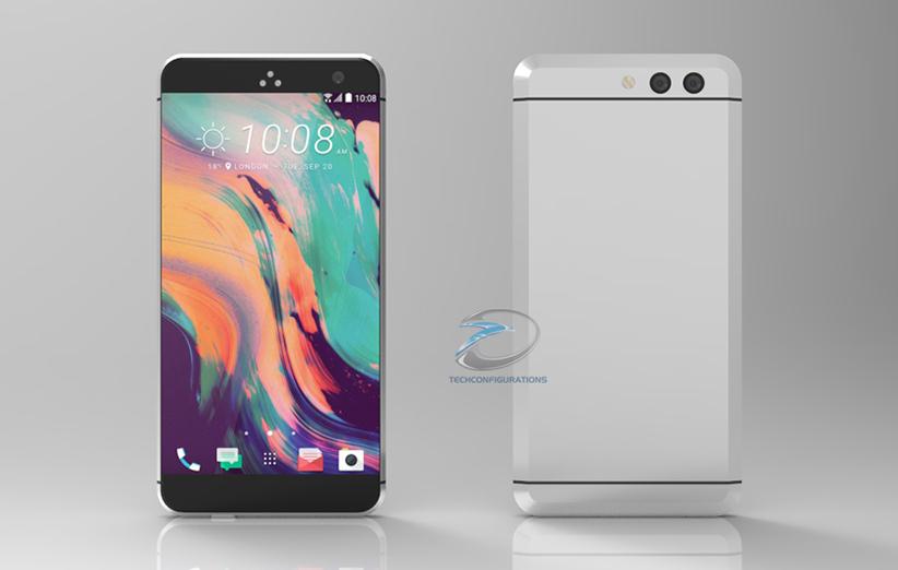 گوشی جدید شرکت اچ تی سی هیچ دکمهای ندارد