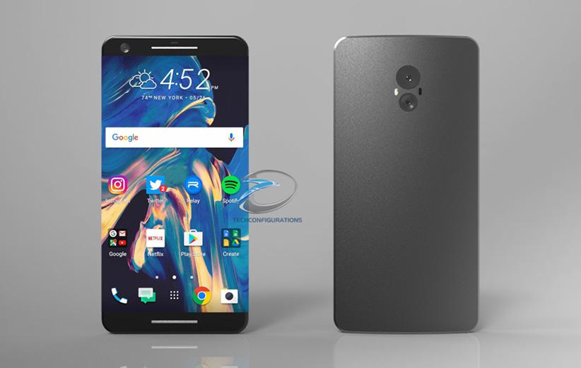 HTC 11 مثل گلکسی S7 صفحه نمایش خمیده دارد