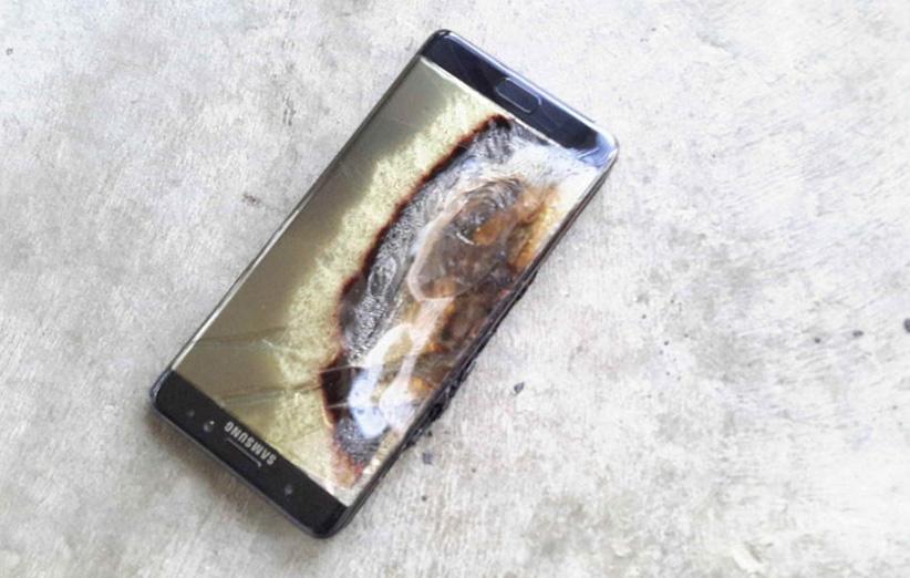 اپراتورهای موبایل آمریکا فروش گلکسی نوت ۷ را متوقف کردند