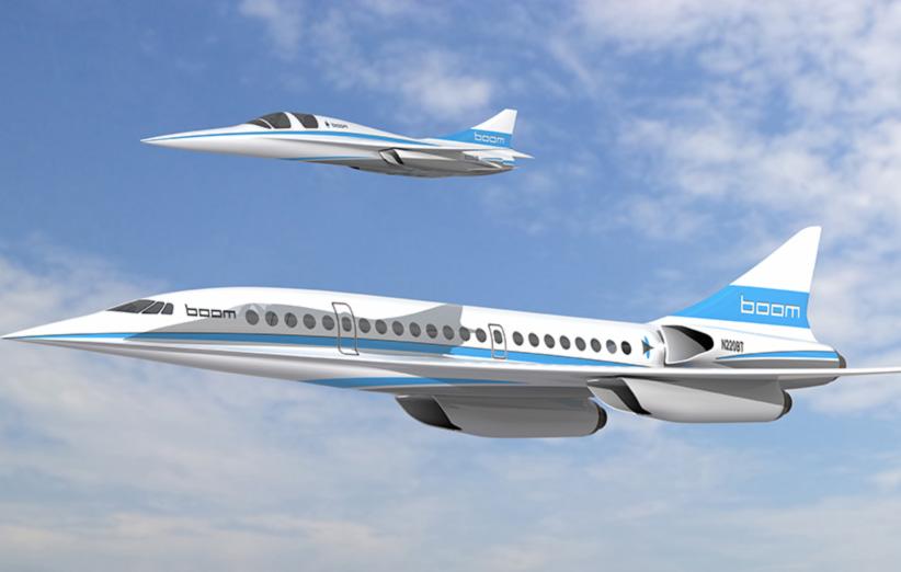 نسل بعدی جت های مسافری کنکورد تا ۲۰۲۰ به پرواز در میآید